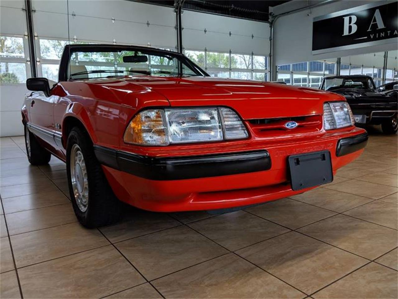 Large Picture of 1989 Ford Mustang located in Illinois - $17,900.00 Offered by Classics & Custom Auto - Q2R9