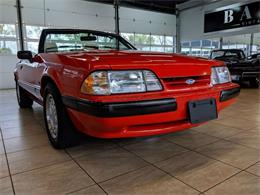 Picture of 1989 Mustang located in St. Charles Illinois Offered by Classics & Custom Auto - Q2R9