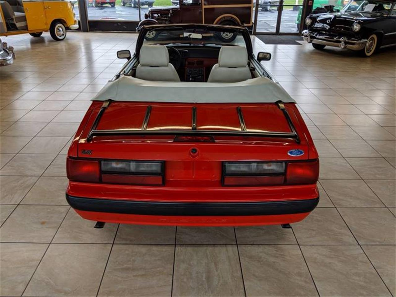 Large Picture of 1989 Ford Mustang - $17,900.00 Offered by Classics & Custom Auto - Q2R9