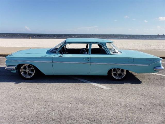 1961 Chevrolet Bel Air