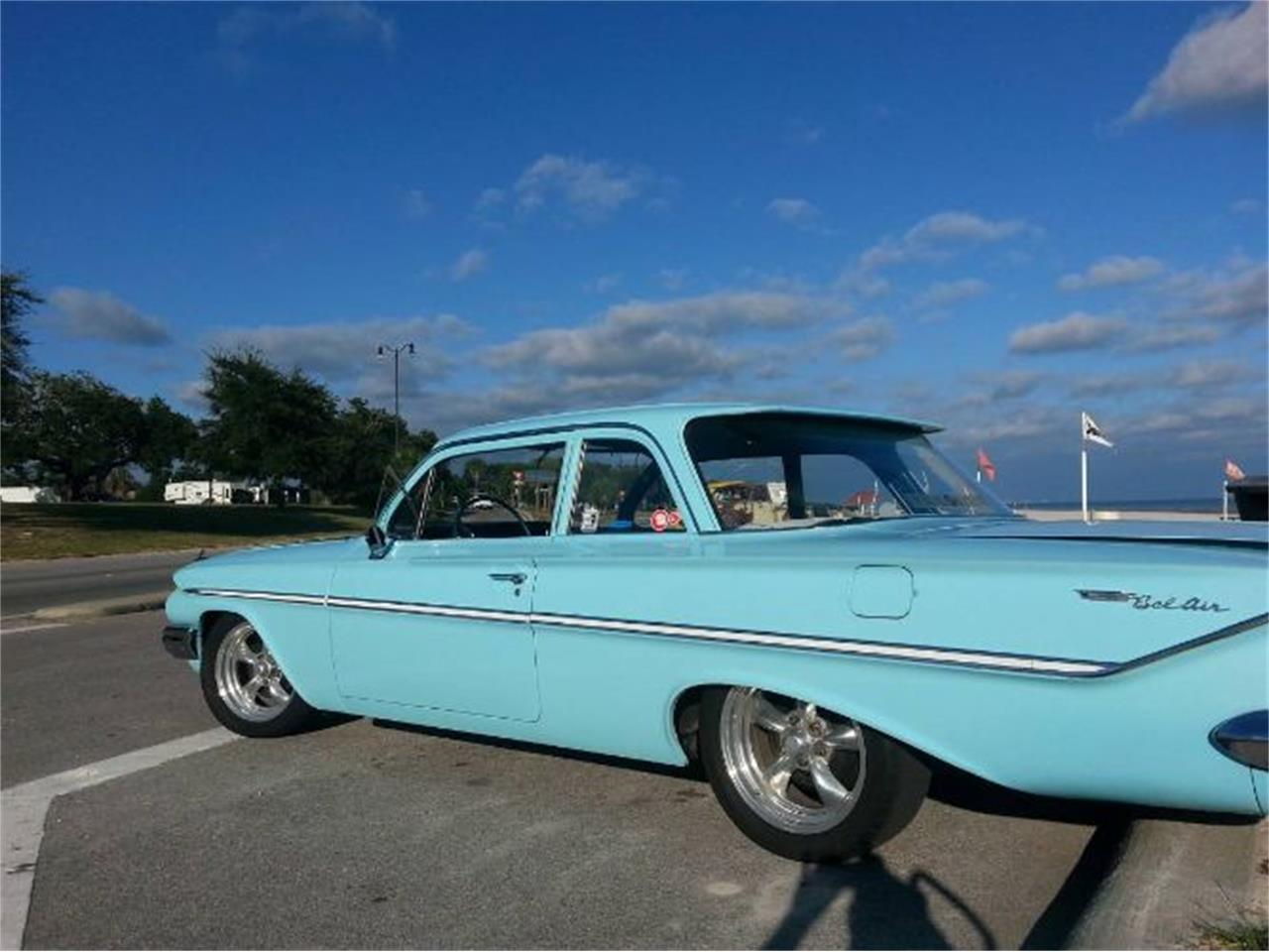 Large Picture of '61 Bel Air - PY5J