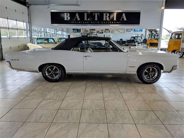 Picture of Classic '66 Pontiac Tempest - Q2RA