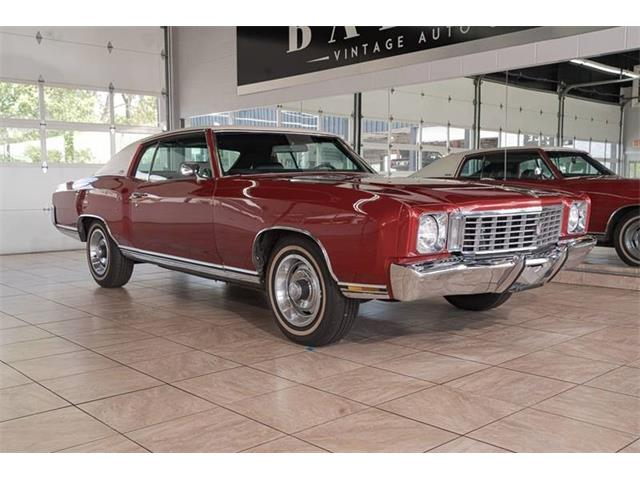 Picture of '72 Monte Carlo - Q2RB
