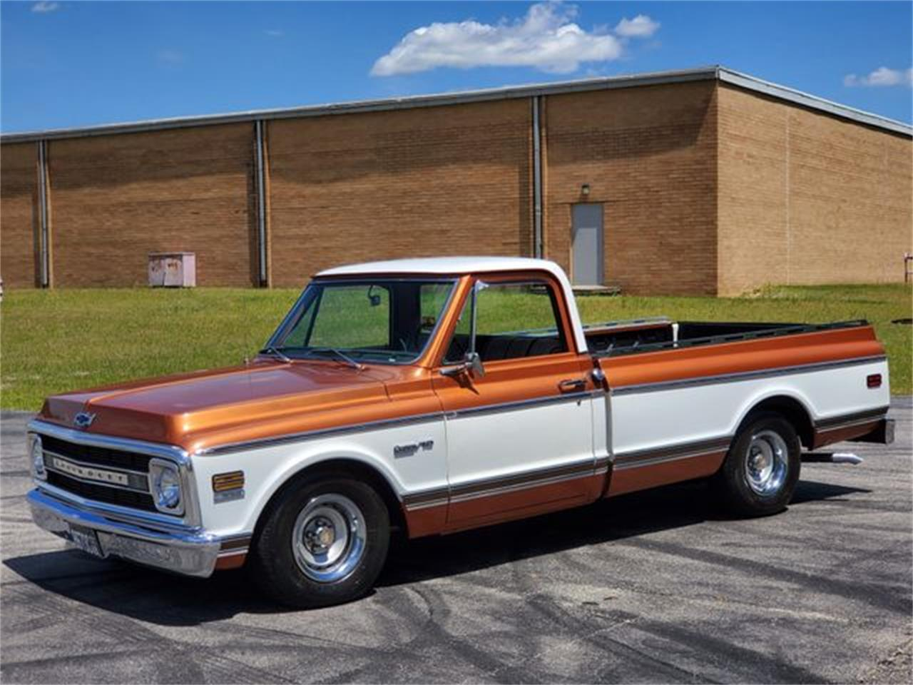 Large Picture of '71 C10 - Q2RE
