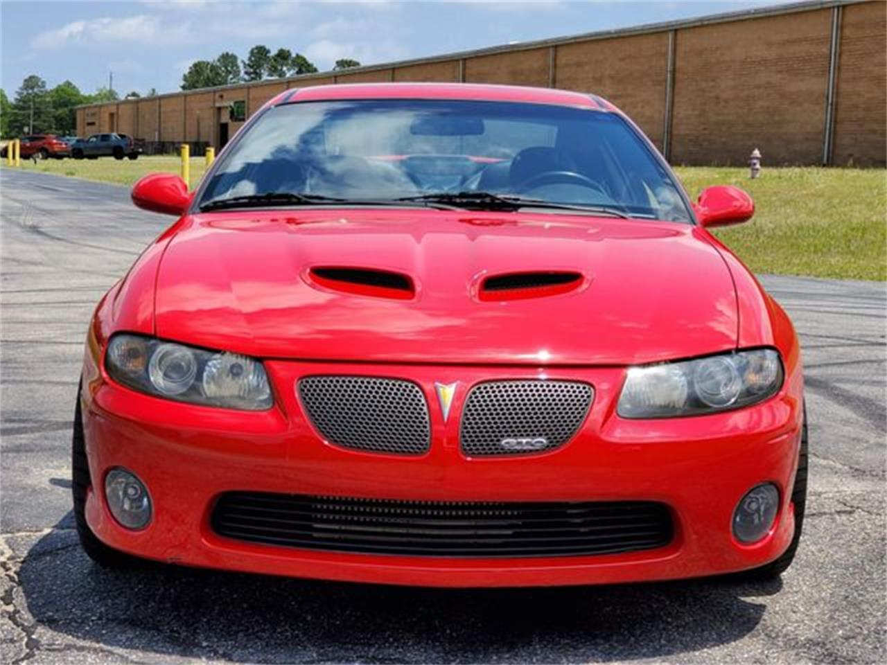 Large Picture of 2005 Pontiac GTO located in North Carolina - Q2RG