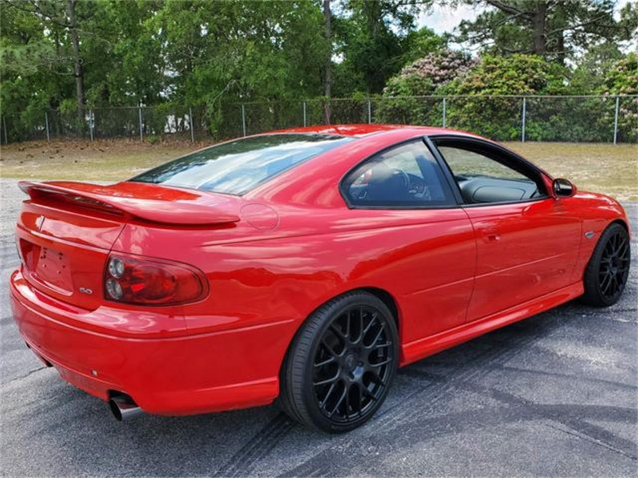 Large Picture of 2005 GTO located in Hope Mills North Carolina - $18,995.00 - Q2RG