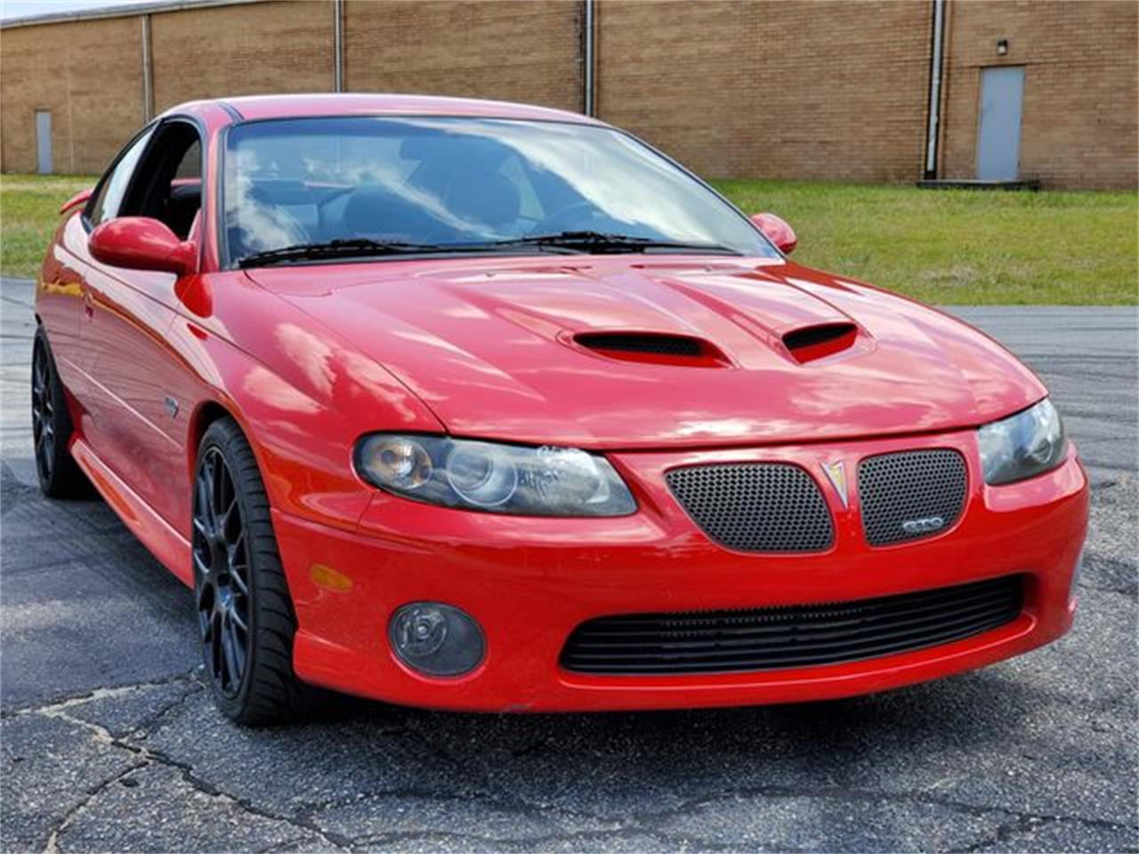 Large Picture of 2005 GTO located in Hope Mills North Carolina - $18,995.00 Offered by I-95 Muscle - Q2RG