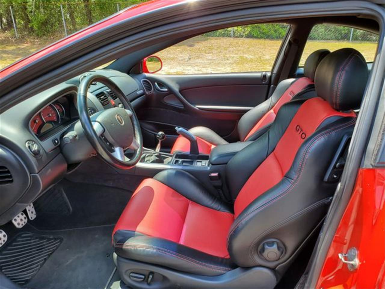 Large Picture of 2005 Pontiac GTO located in Hope Mills North Carolina Offered by I-95 Muscle - Q2RG