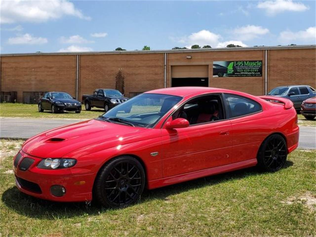 Large Picture of '05 GTO located in North Carolina - $18,995.00 - Q2RG