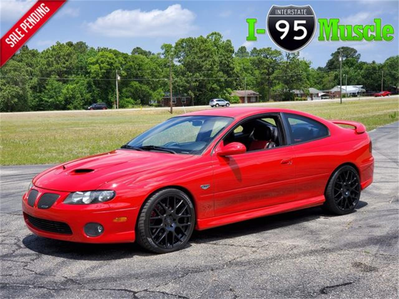 Large Picture of '05 GTO - Q2RG