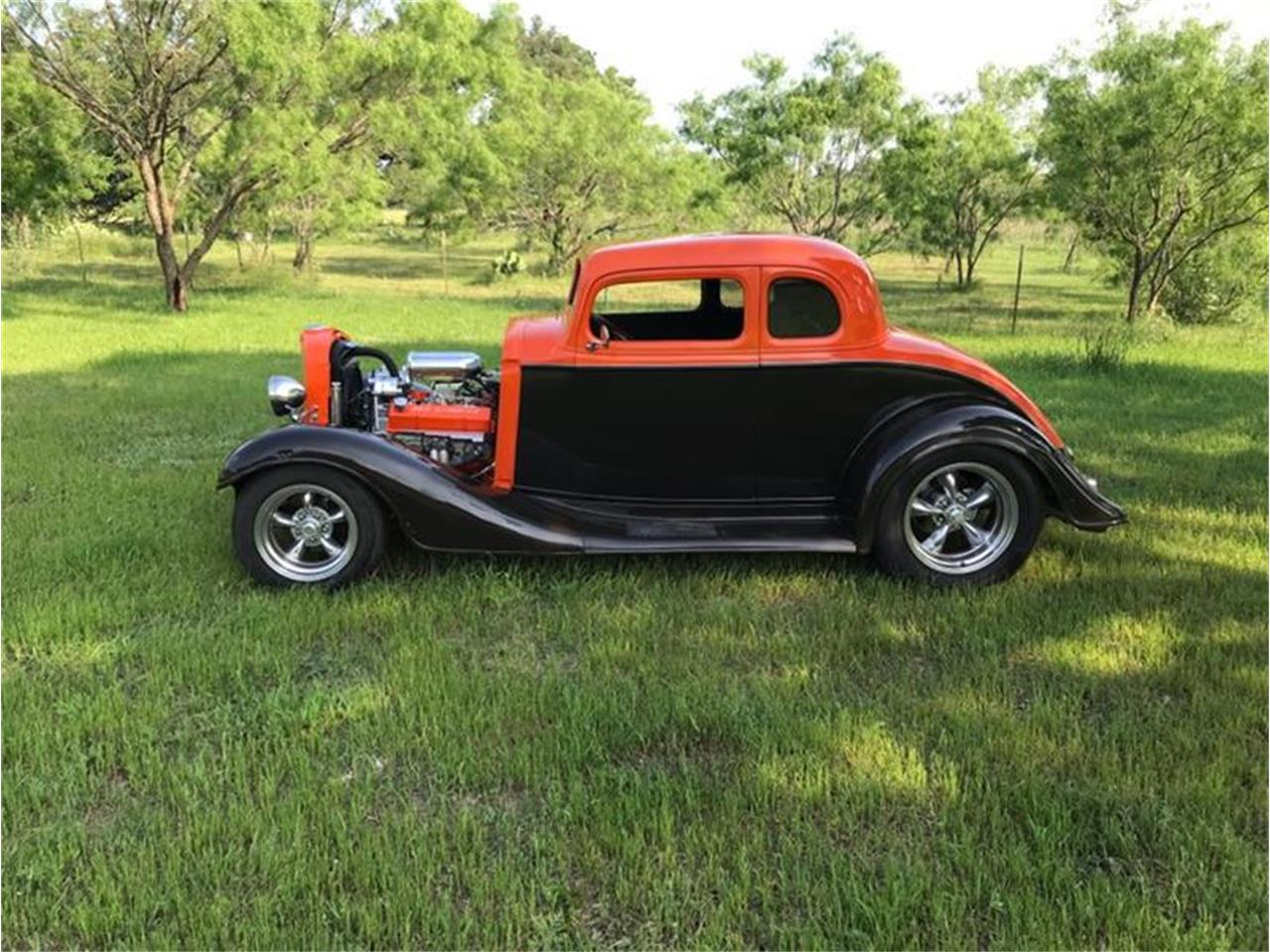 Large Picture of '33 Chevrolet 5-Window Coupe - $38,500.00 Offered by Street Dreams Texas - Q2RJ
