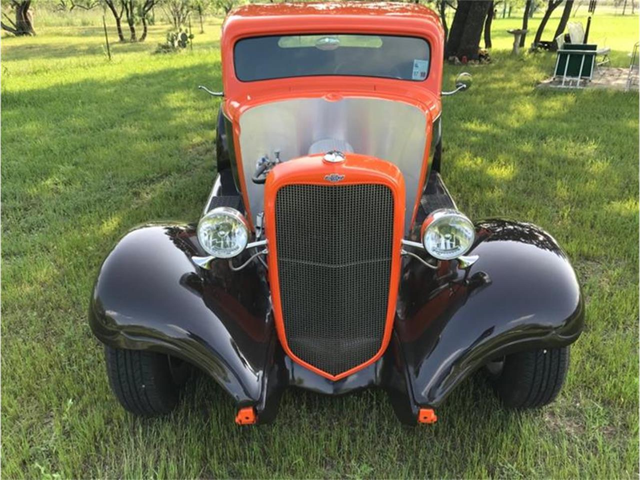Large Picture of '33 Chevrolet 5-Window Coupe located in Texas - Q2RJ