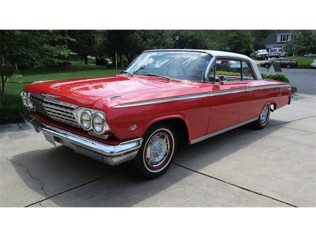 Picture of Classic 1962 Chevrolet Impala located in Clarksburg Maryland - $39,900.00 Offered by  - Q2RK
