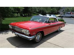 Picture of 1962 Chevrolet Impala located in Clarksburg Maryland Offered by Eric's Muscle Cars - Q2RK