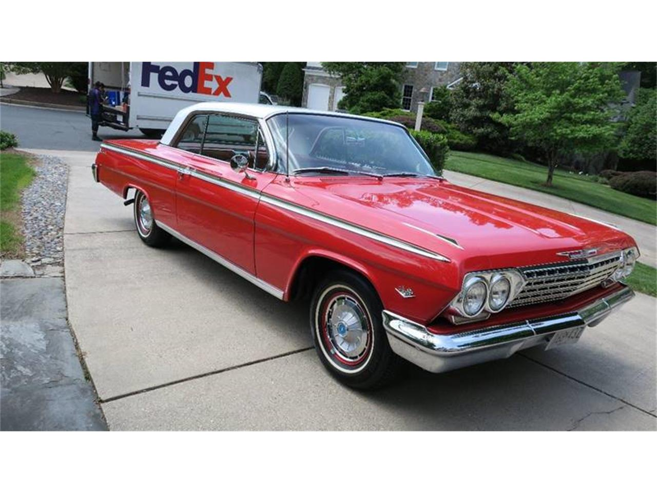 Large Picture of '62 Impala - Q2RK