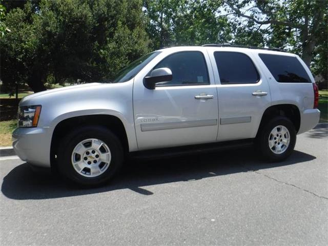 Picture of '11 Tahoe - Q2RT