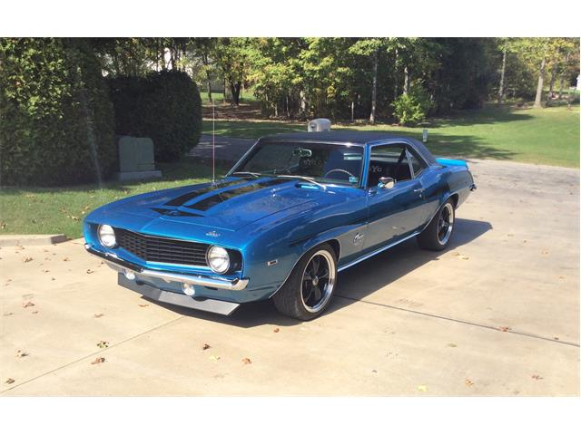 Picture of Classic '69 Camaro located in Franklin Pennsylvania - $55,500.00 Offered by a Private Seller - Q2SC