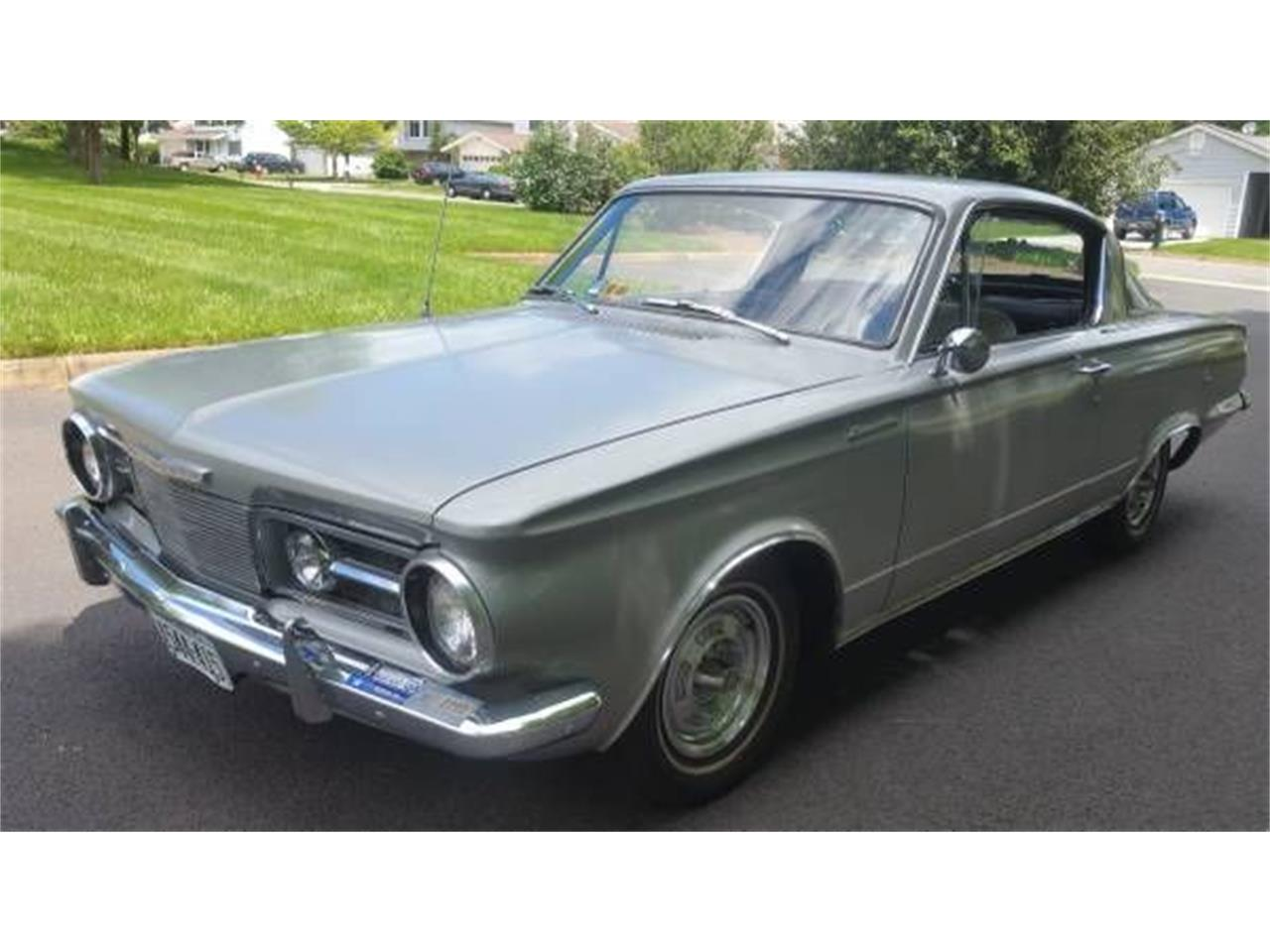 Large Picture of '65 Barracuda - PY5N