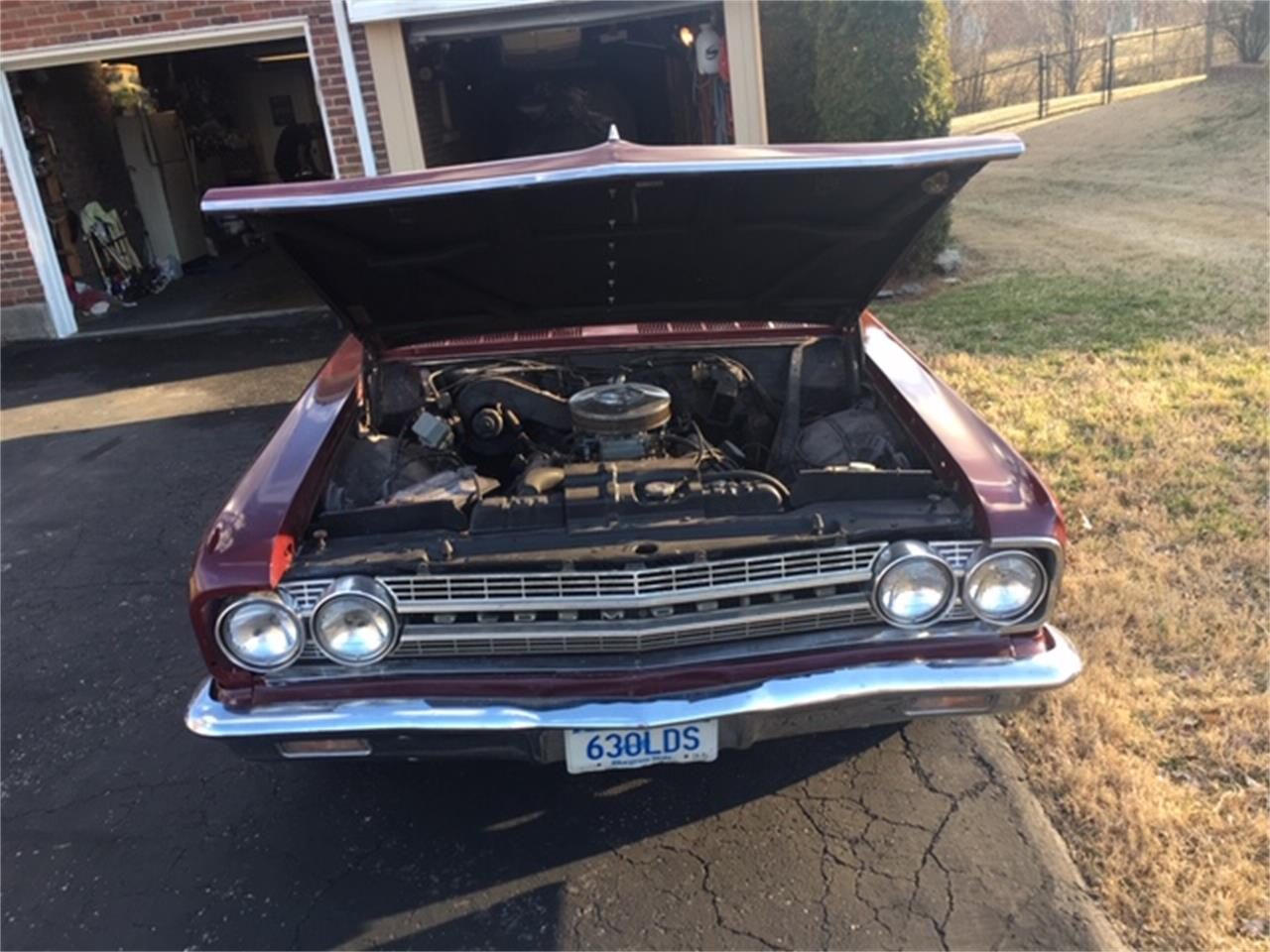 Large Picture of '63 Cutlass - Q2SF