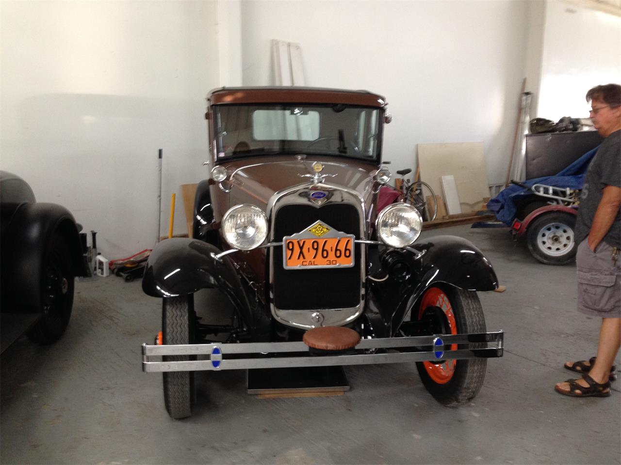 Large Picture of '30 Model A - Q2T0