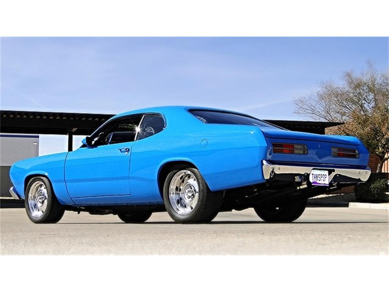 Large Picture of '72 Duster - Q2T1