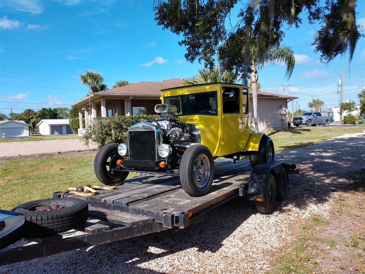 Large Picture of Classic 1927 Ford Model T Offered by a Private Seller - Q2T6