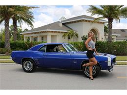Picture of Classic '69 Camaro SS located in Fort Myers Florida - $31,500.00 Offered by Muscle Cars For Sale Inc. - Q2T7