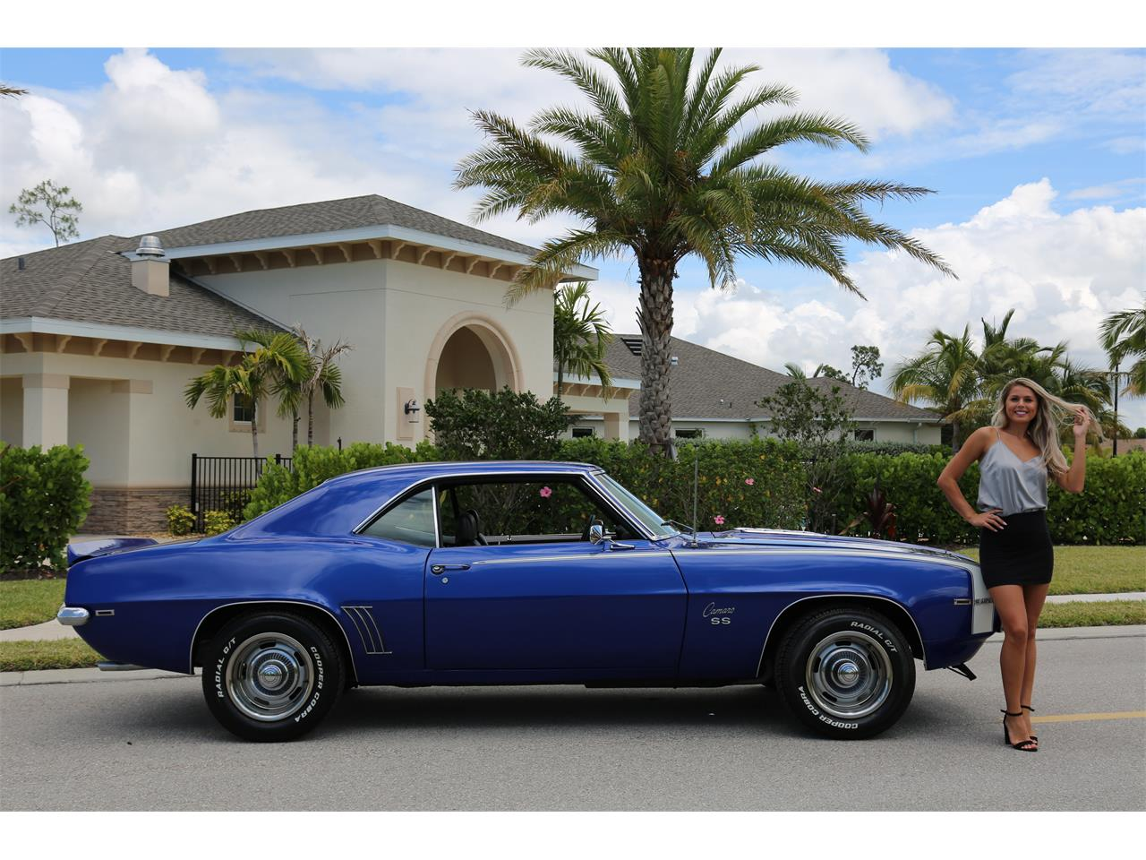 Large Picture of Classic 1969 Camaro SS located in Florida - $31,500.00 - Q2T7