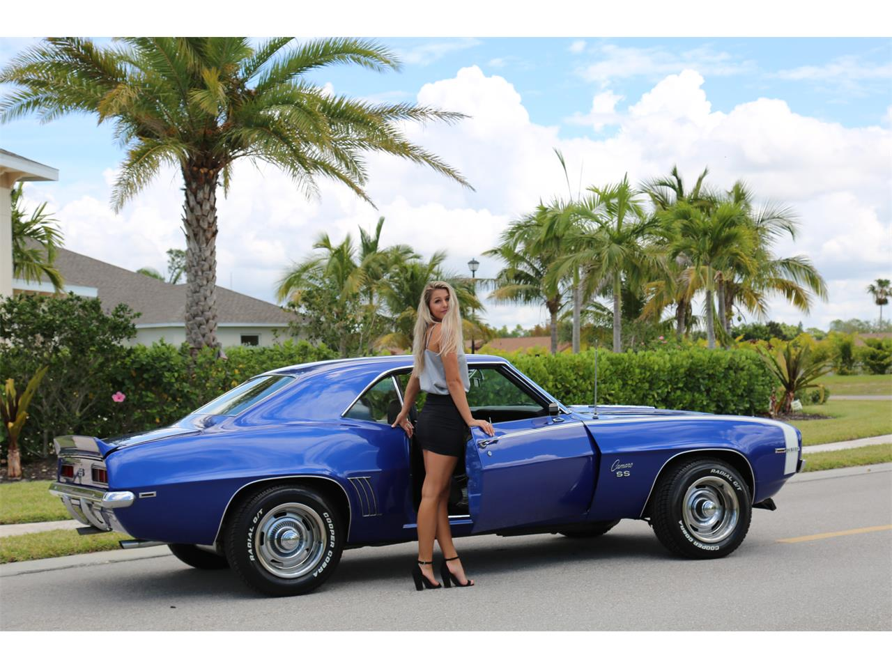 Large Picture of 1969 Camaro SS located in Fort Myers Florida - $31,500.00 Offered by Muscle Cars For Sale Inc. - Q2T7