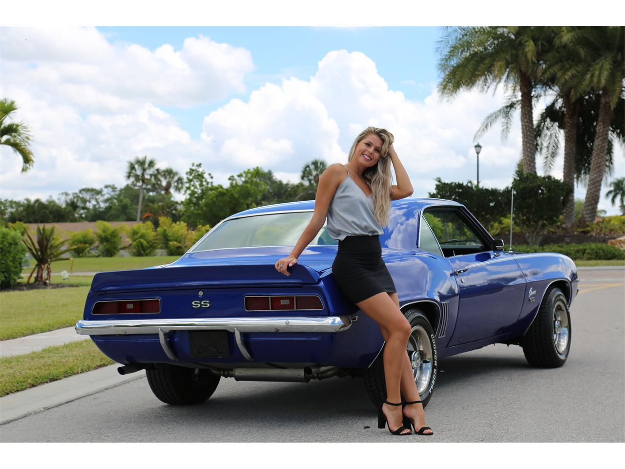 Large Picture of '69 Camaro SS located in Florida - Q2T7