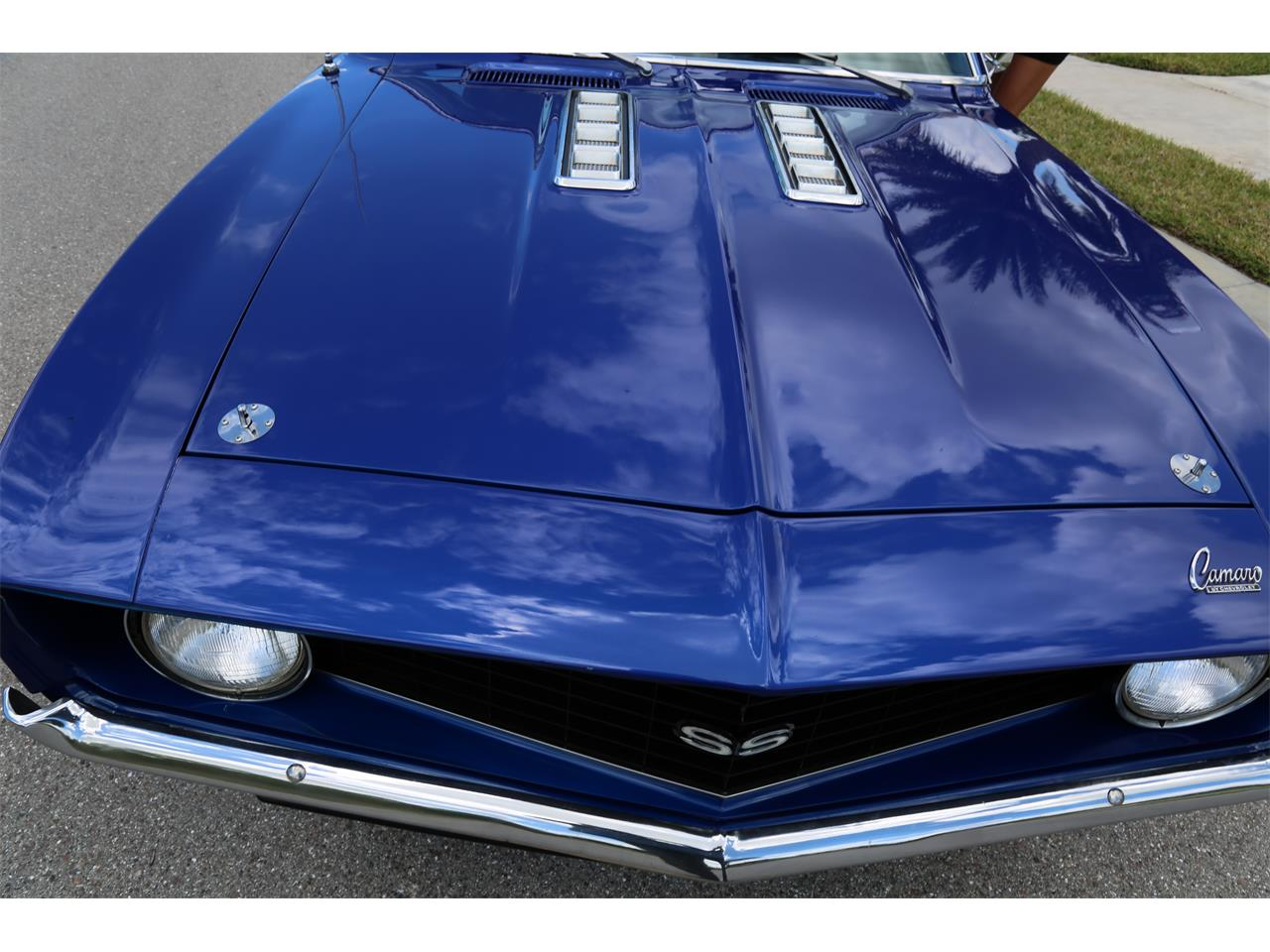 Large Picture of Classic '69 Camaro SS located in Florida - $31,500.00 Offered by Muscle Cars For Sale Inc. - Q2T7