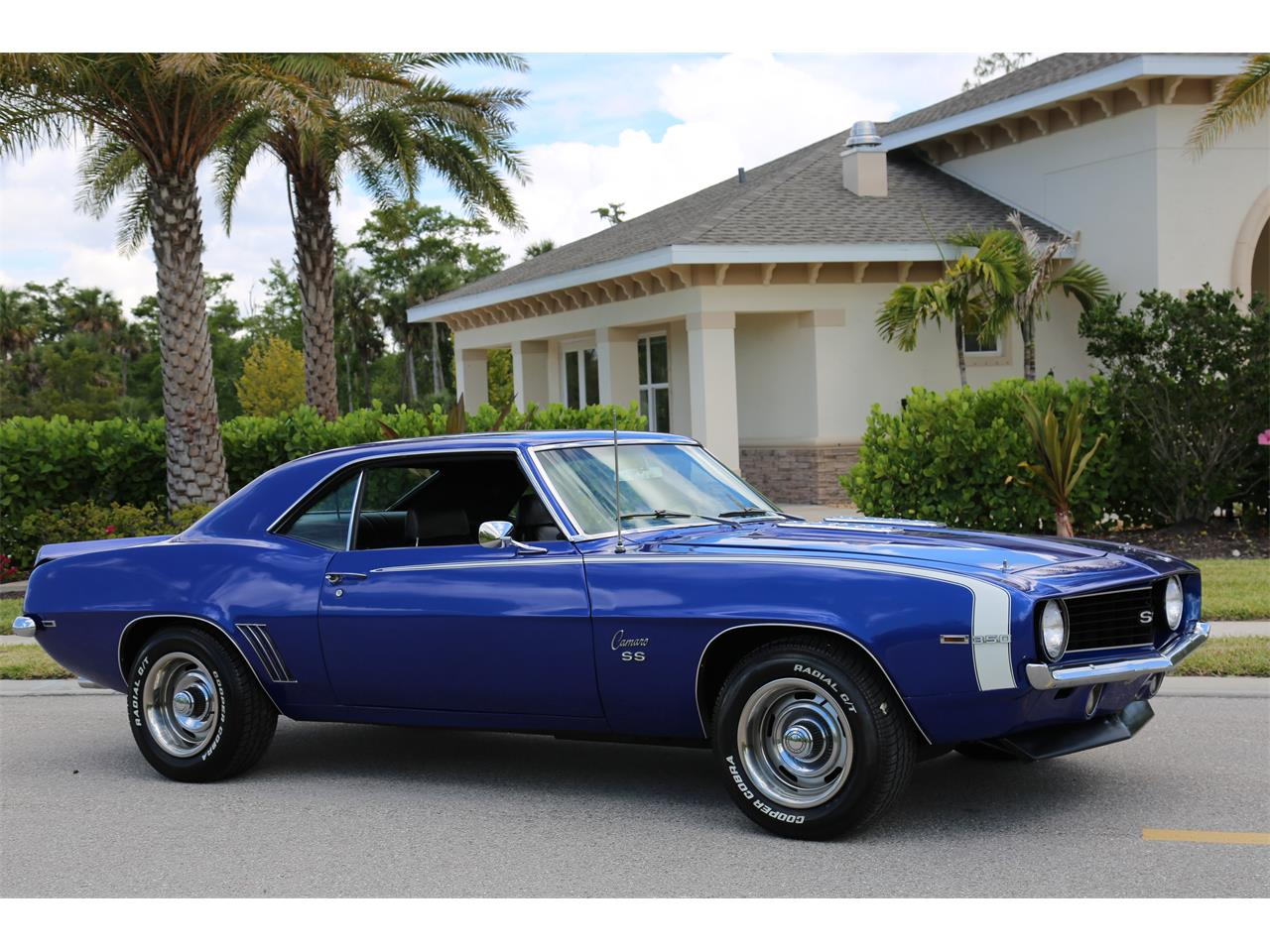 Large Picture of 1969 Camaro SS located in Florida - $31,500.00 Offered by Muscle Cars For Sale Inc. - Q2T7