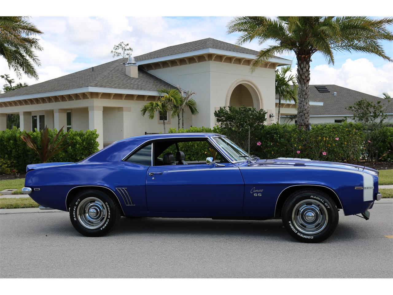 Large Picture of 1969 Camaro SS - $31,500.00 Offered by Muscle Cars For Sale Inc. - Q2T7