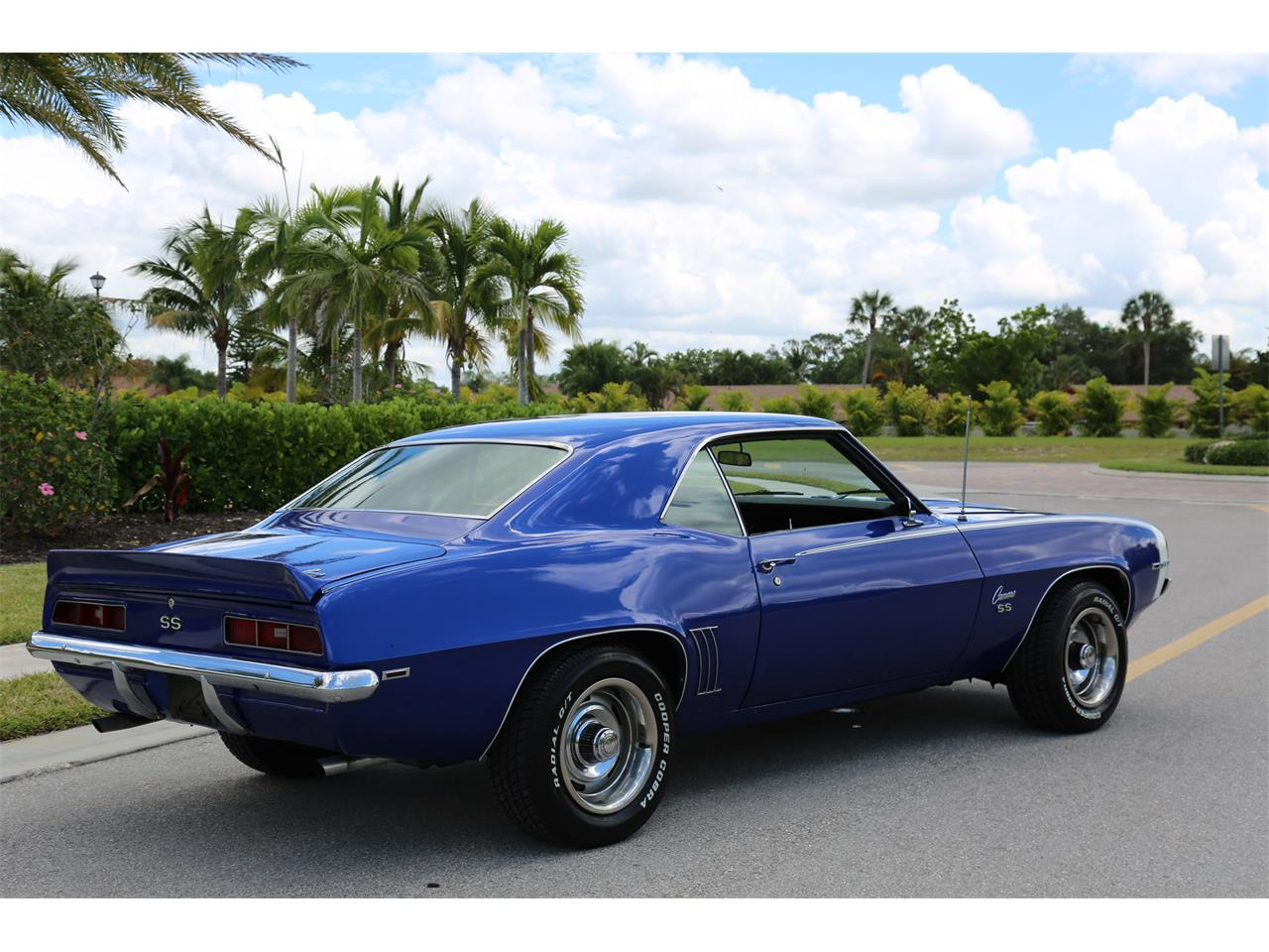 Large Picture of Classic '69 Chevrolet Camaro SS located in Fort Myers Florida Offered by Muscle Cars For Sale Inc. - Q2T7