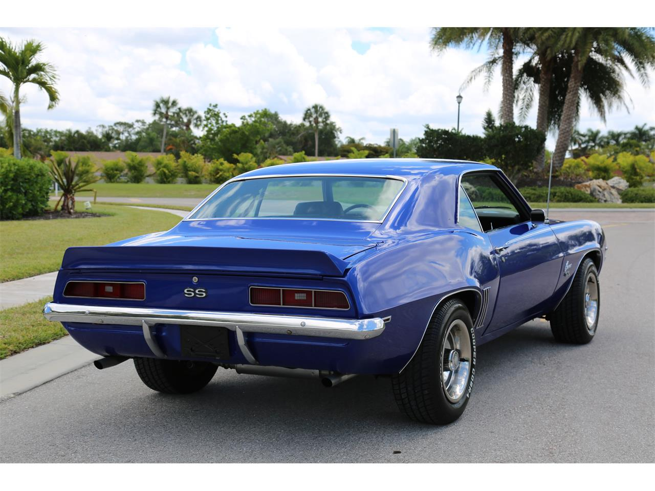 Large Picture of Classic 1969 Camaro SS Offered by Muscle Cars For Sale Inc. - Q2T7