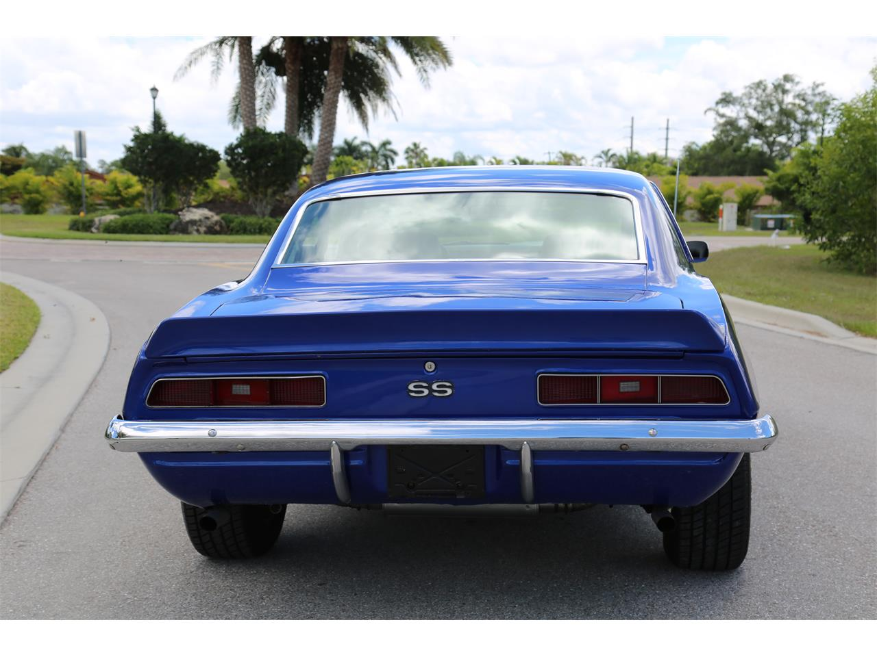 Large Picture of Classic '69 Camaro SS located in Fort Myers Florida - $31,500.00 - Q2T7
