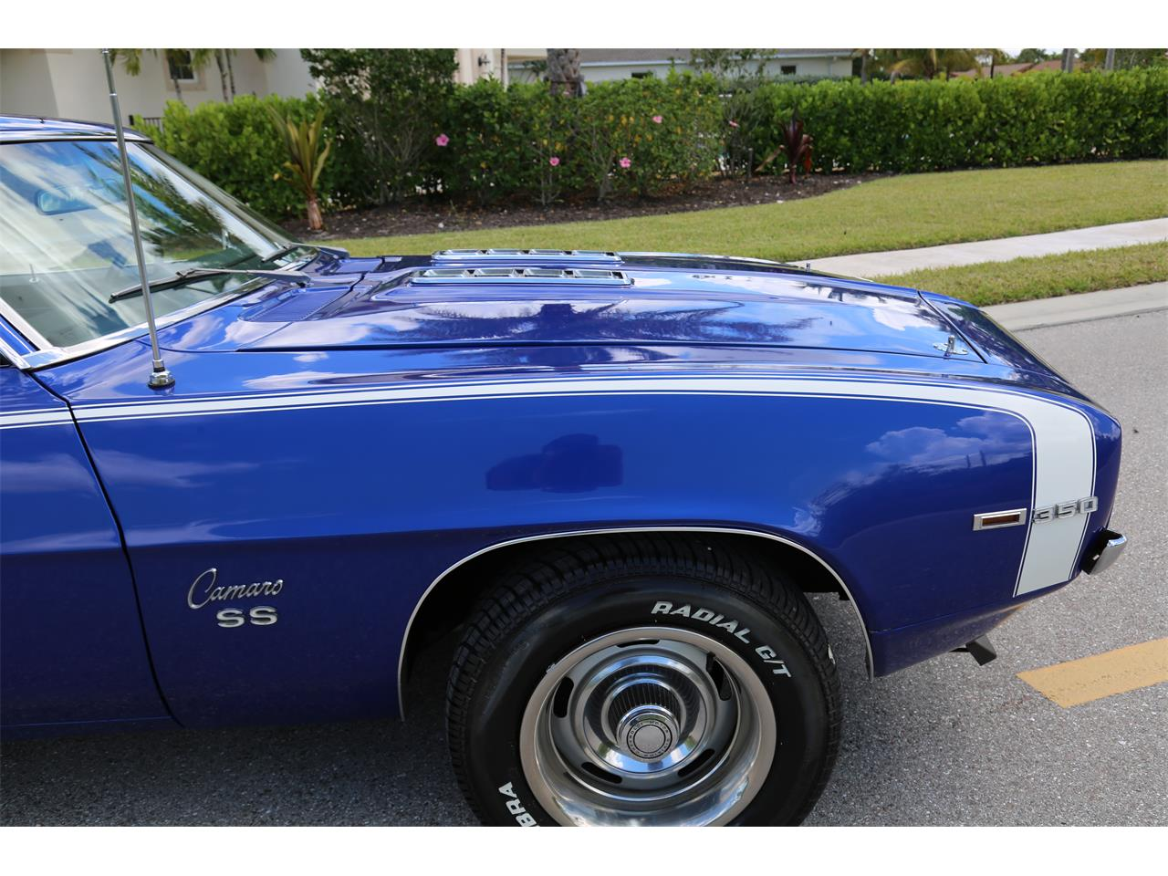Large Picture of '69 Chevrolet Camaro SS located in Fort Myers Florida - $31,500.00 - Q2T7