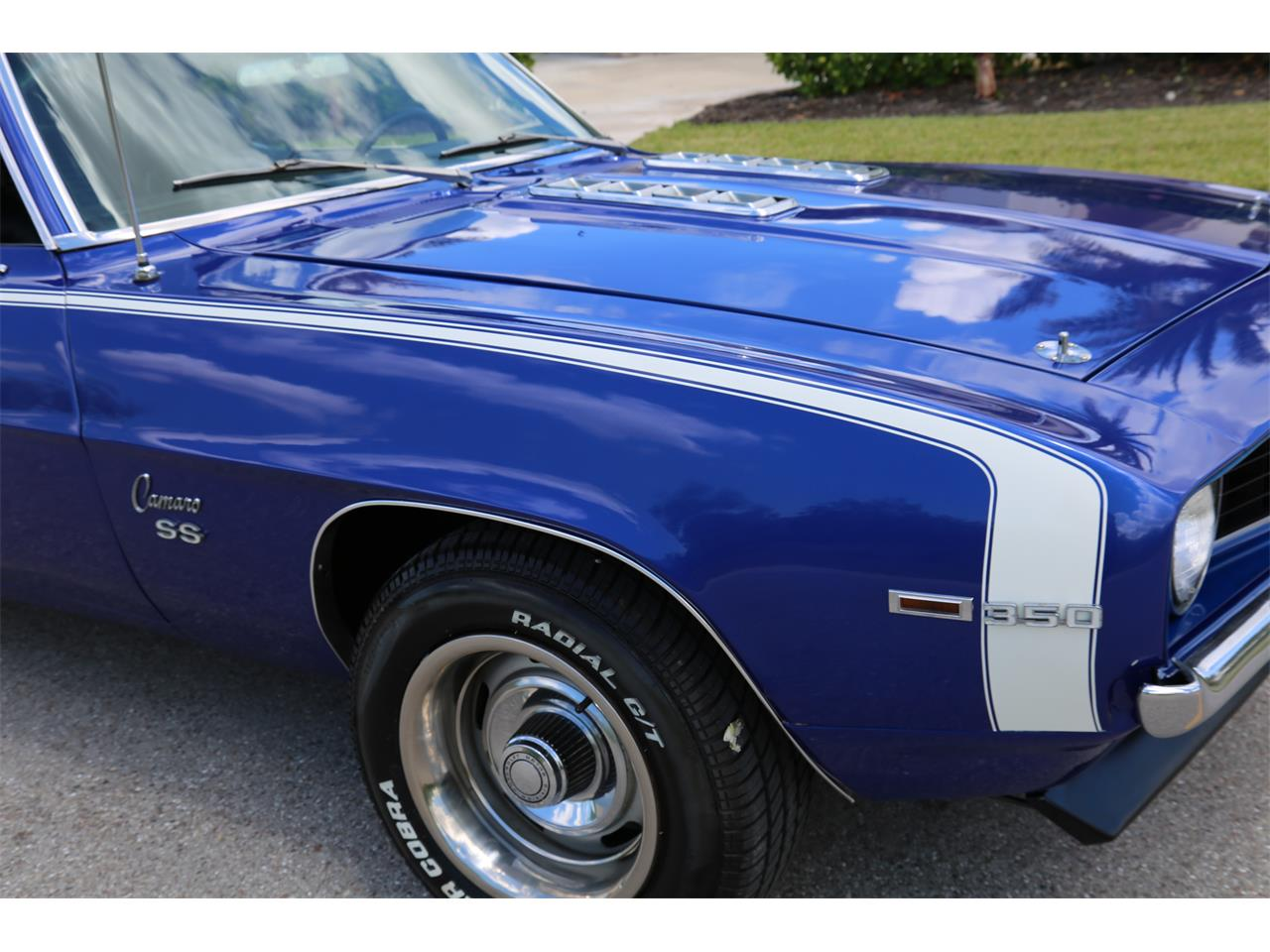 Large Picture of '69 Camaro SS Offered by Muscle Cars For Sale Inc. - Q2T7