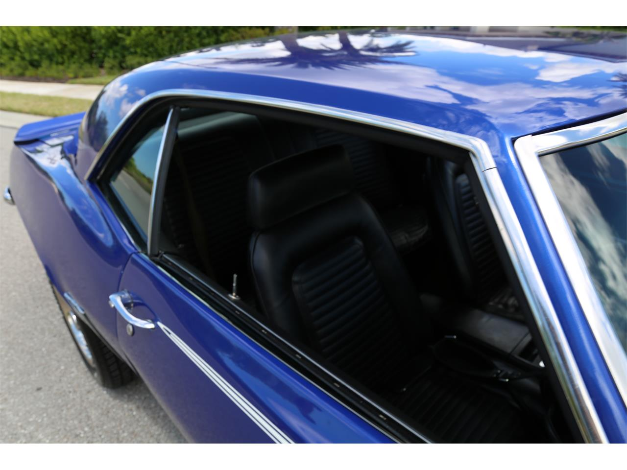 Large Picture of Classic 1969 Chevrolet Camaro SS located in Fort Myers Florida - $31,500.00 - Q2T7