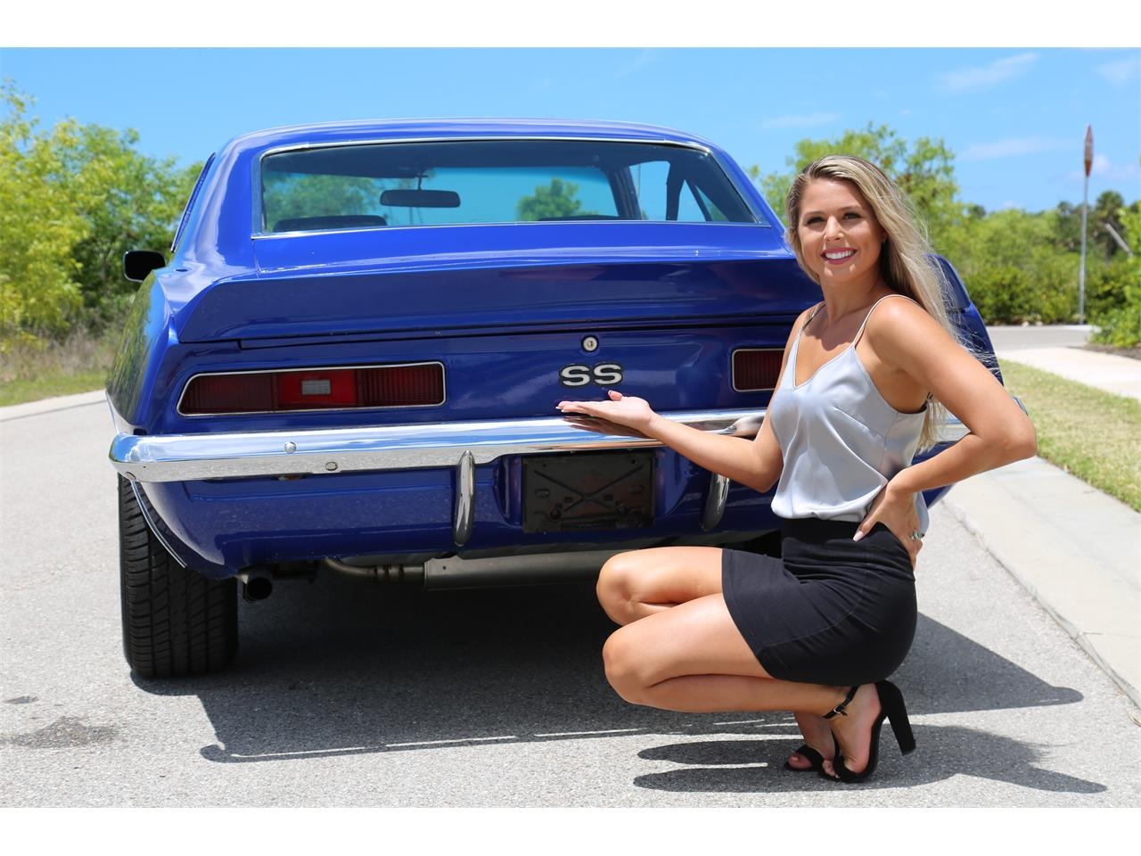 Large Picture of Classic 1969 Camaro SS located in Florida - $31,500.00 Offered by Muscle Cars For Sale Inc. - Q2T7