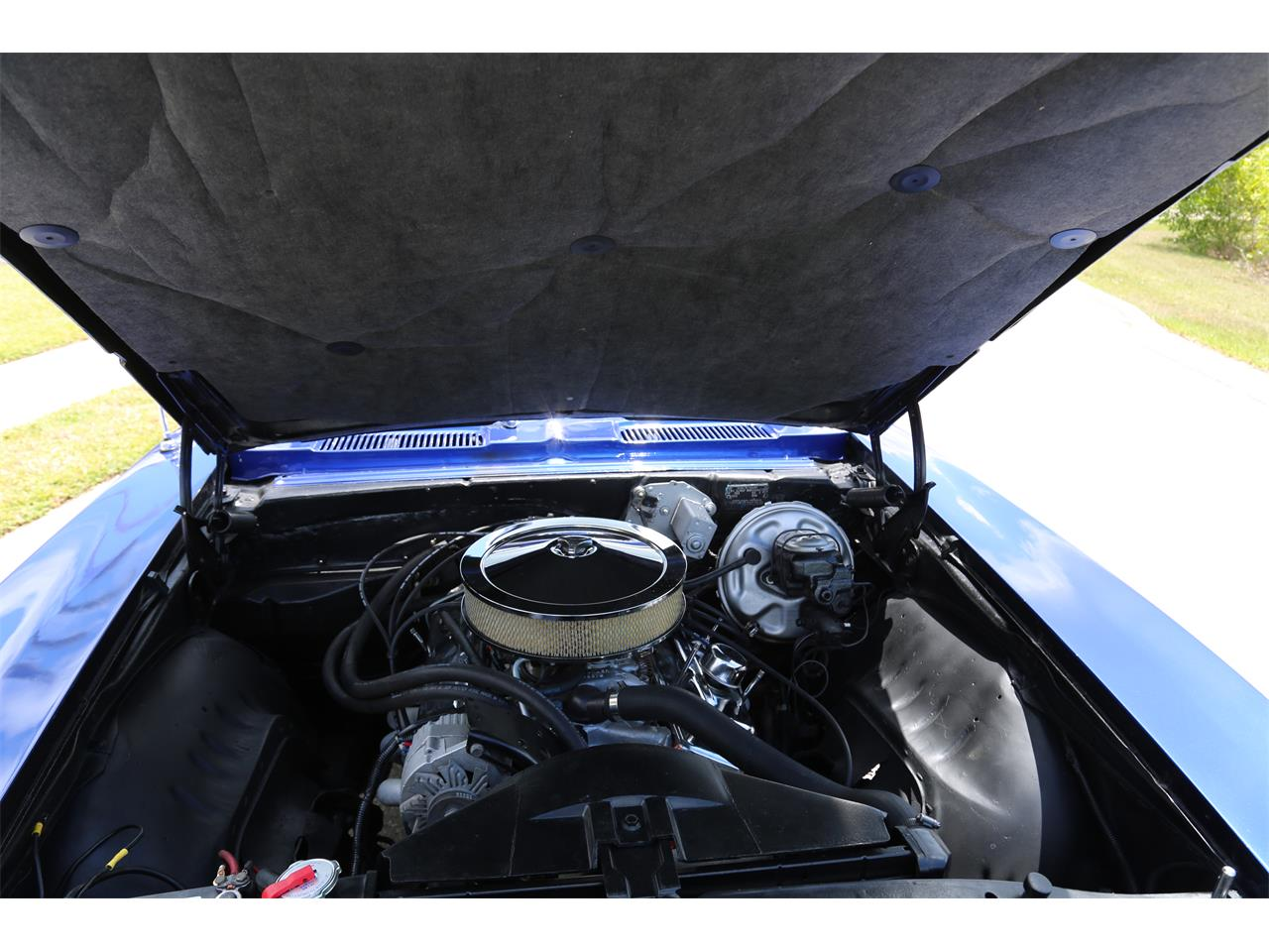 Large Picture of Classic 1969 Camaro SS - Q2T7