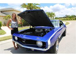 Picture of '69 Chevrolet Camaro SS located in Florida - $31,500.00 Offered by Muscle Cars For Sale Inc. - Q2T7