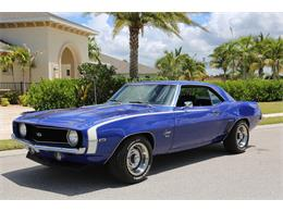 Picture of Classic 1969 Chevrolet Camaro SS located in Florida - $31,500.00 Offered by Muscle Cars For Sale Inc. - Q2T7