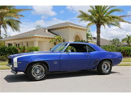 Picture of '69 Chevrolet Camaro SS located in Florida - $31,500.00 - Q2T7