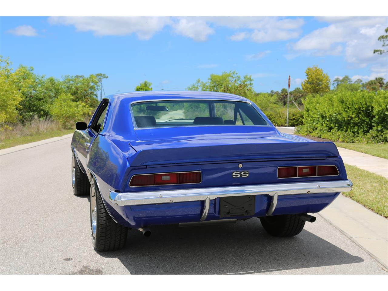 Large Picture of '69 Chevrolet Camaro SS - $31,500.00 Offered by Muscle Cars For Sale Inc. - Q2T7