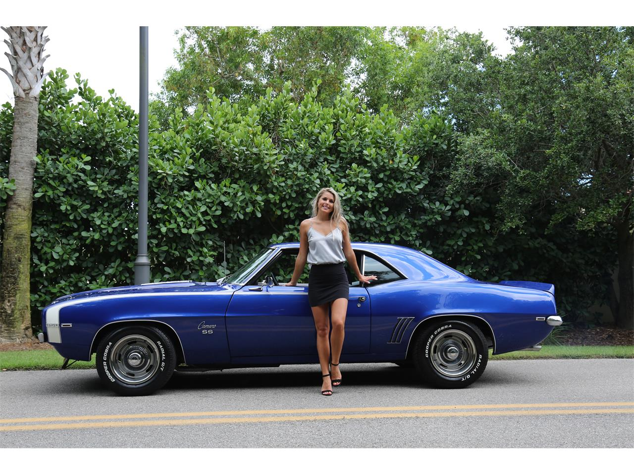 Large Picture of Classic 1969 Chevrolet Camaro SS located in Florida - Q2T7