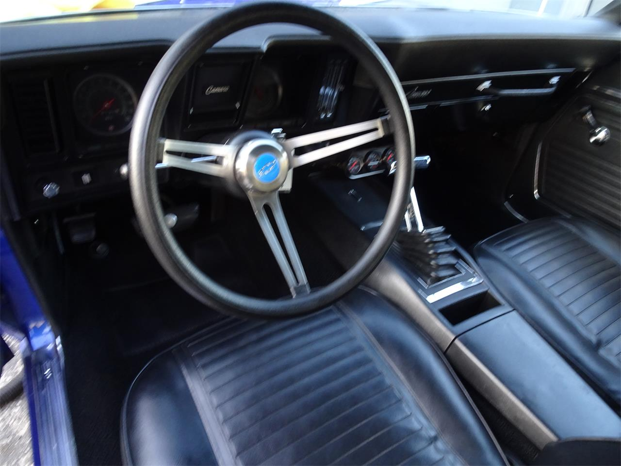 Large Picture of Classic '69 Camaro SS located in Fort Myers Florida Offered by Muscle Cars For Sale Inc. - Q2T7