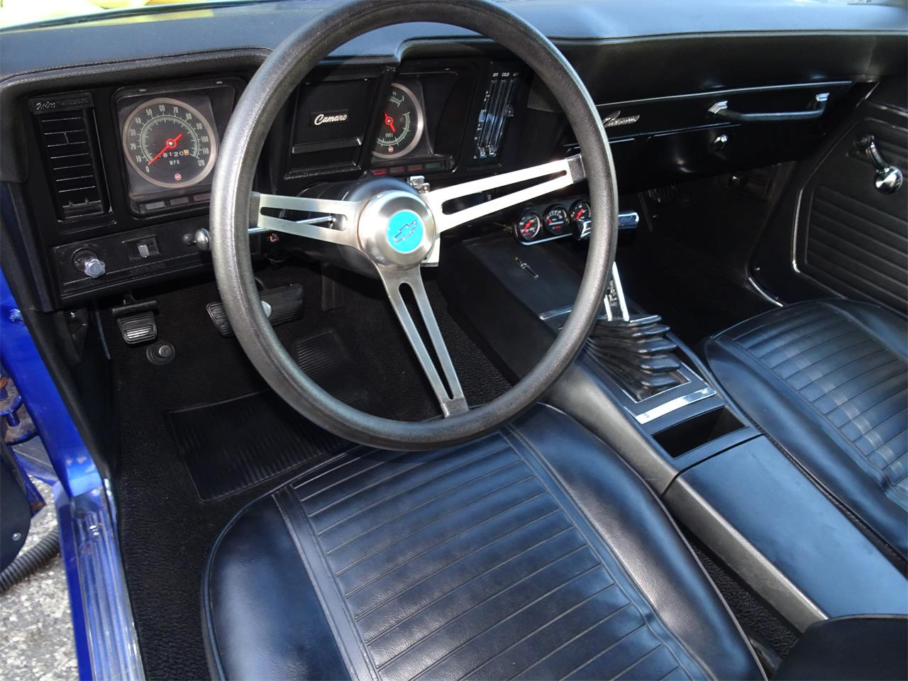 Large Picture of '69 Chevrolet Camaro SS - $31,500.00 - Q2T7
