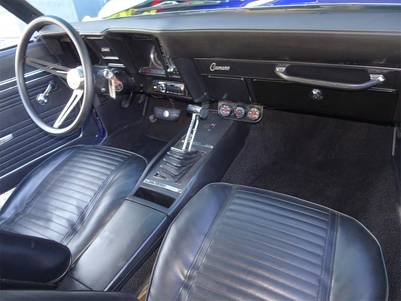 Large Picture of 1969 Camaro SS located in Fort Myers Florida Offered by Muscle Cars For Sale Inc. - Q2T7