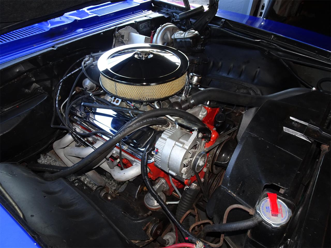 Large Picture of 1969 Chevrolet Camaro SS located in Fort Myers Florida - Q2T7